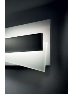 Linea Light 8152 ECLIPS Lampada da parete / da soffitto