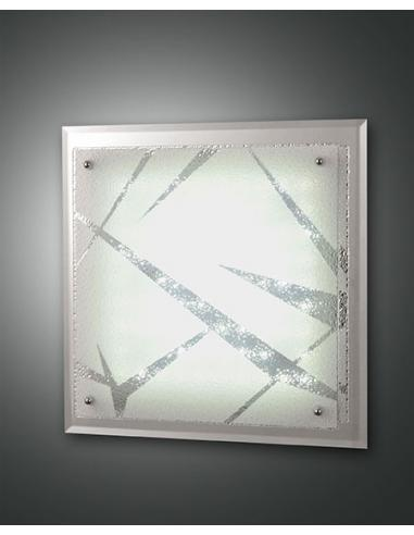 GALAXY CEILING lamp 35x35 LED NATURAL